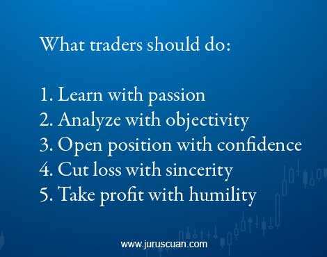 What Traders Should Do